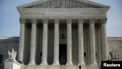 Mahkamah Agung AS menguatkan larangan penggunaan ras sebagai salah satu faktor penerimaan mahasiswa baru (foto: dok).