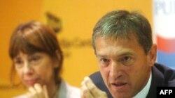 Vensan Dežer - šef Delegacije EU u Srbiji