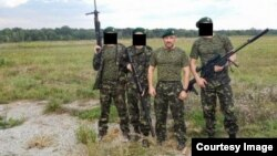 Johar Dudayev batalyoni a'zolari