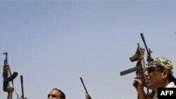 ლიბიაში მეამბოხეთა სამხედრო მეთაური მოკლეს