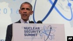 باراک اوباما از فرصت سخنرانی بعد از نشست هسته ای استفاده کرد و به مقام های ایران یادآور شد که درهای اقتصاد جهان به روی این کشور باز است.