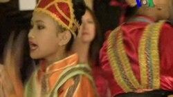 Indo Fall Festival 2011 - Liputan Feature VOA Oktober 2011