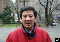 曹金陶 公民自由联盟主席