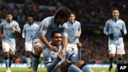 Manchester City mengalahkan Chelsea di kandang sendiri dengan 2-0. (Foto: Dok)