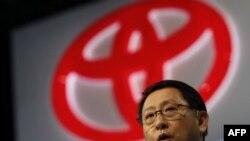 Темпы производства компании Toyota будут замедленными большую часть года
