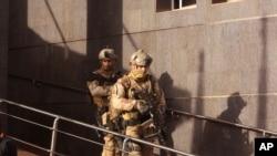 马里首都一家酒店周五发生袭击事件
