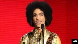 پرنس، ستاره مشهور موسیقی راک ایالات متحده