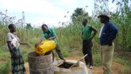 Mamadou Dia et des planteurs de Manabougou, Mali (archives)