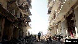 Bà Amos nói Syria ở trong tình trạng 'u ám và khủng khiếp'