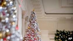 Navidad en la Casa Blanca.