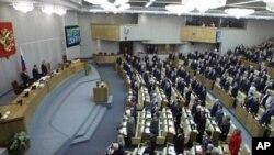 Thượng Viện Nga thông qua dự luật giảm số các thành viên tối thiểu đòi hỏi để đăng ký từ 40.000 người xuống 500 người