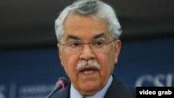 Menteri Perminyakan Arab Saudi Ali al-Naimi mengatakan Amerika naïf dengan gagasan soal kemandirian energi (foto: dok).