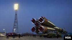Según Roscosmos, el incidente con el cohete Soyuz no afectara a la tripulación de seis miembros que reside en la Estación Espacial Internacional