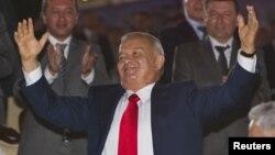 Islom Karimov, Toshkent, 31-avgust, 2012
