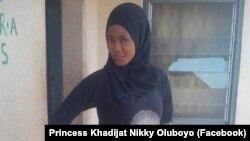 Marigayiya Khadija Oluboyo