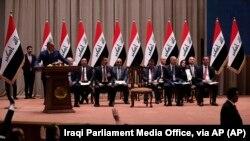 7 Mayıs 2020 - Bağdat, Irak