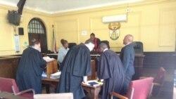 Julgamento de militantes da UNITA chega ao fim - 1:26