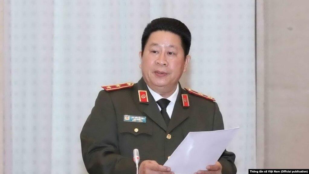 Trung tướng Bùi Văn Thành (TTXVN)