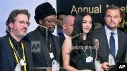 اینبار افتخار جایزه کرستال نصیب چهار تن از هنرمندان شناخته شده گردید