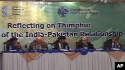 پاک بھارت تعلقات میں بہتری کے لیے دہشت گردی سے نمٹنا ضروری