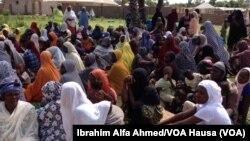 Những người dân tị nạn này đã từng trải qua các vụ tấn công của nhóm Boko Hamam