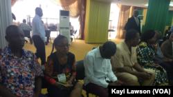 En images : l'opposition togolaise au Parlement