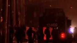 Protestas se tornan violentas