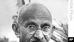 مہاتما گاندھی کے نام پر راشن کارڈ کی اجرائی