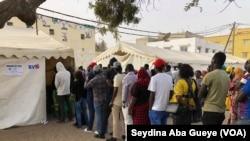 La communauté sénégalaise de Côte d'Ivoire a voté à Abidjan