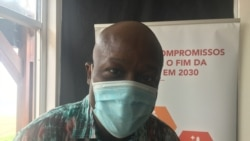 Angola representante da ONU/SIDA Michel Kouakou