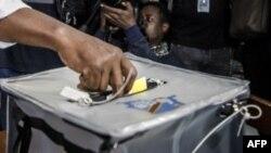 Les élections générales de la RDC, à Kinshasa le 30 décembre 2018.