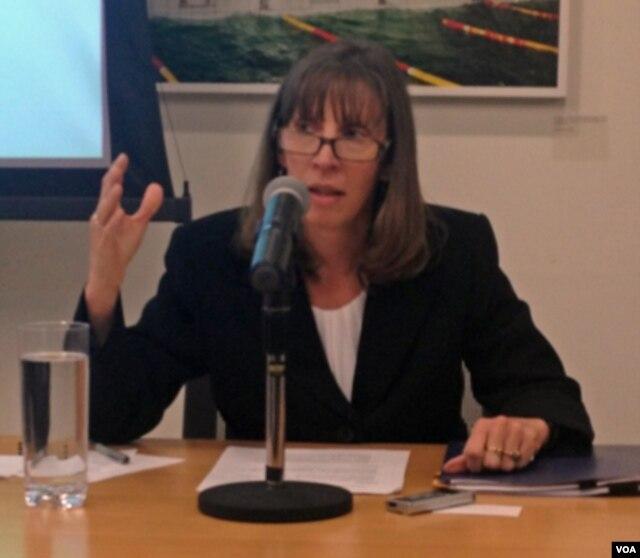 Linn Treysi (Lynne Tracy), AQShning Markaziy Osiyo bo'yicha bosh diplomati
