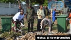 Pireezdaanti John Magufuli