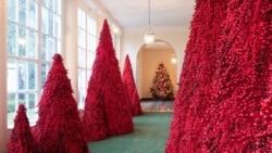 [구석구석 미국 이야기 오디오] 영부인이 장식하는 백악관 크리스마스 트리...미국 테네시주의 자랑, 잭 다니엘스 위스키