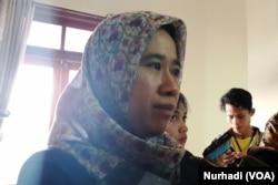 Suharti, Direktur Rifka Annisa. (Foto: VOA/Nurhadi)