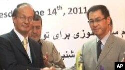 کمک جاپان و ملل متحد به سواد آموزی پولیس افغانستان