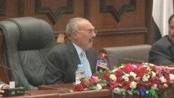 2011-09-23 粵語新聞: 也門總統薩利赫從沙特返回也門