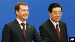 รัสเซียกับจีนกำลังสลับสับเปลี่ยนบทบาทหน้าที่ทางการค้า
