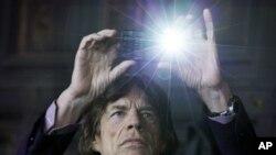 Jagger ya había participado en el popular programa como artista invitado. [Foto: AP]