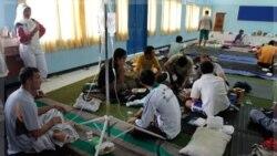 غرق شدن قایق حامل مهاجران در اندونزی