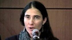 Yoani Sánchez habla de sus miedos