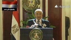 برکناری احمد شفیق یکی از مطالبات مردم بود