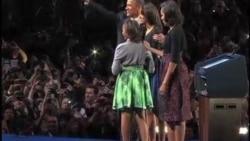 واکنش مثبت رهبران بریتانیا به انتخاب مجدد اوباما-بخش يکم