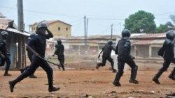 4 manifestants et un gendarme tués pendant la mobilisation contre un 3e mandat de Condé