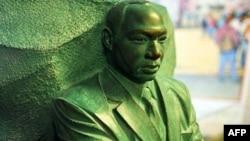 Medeni Haklar Savunucusu Martin Luther King İçin Anıt