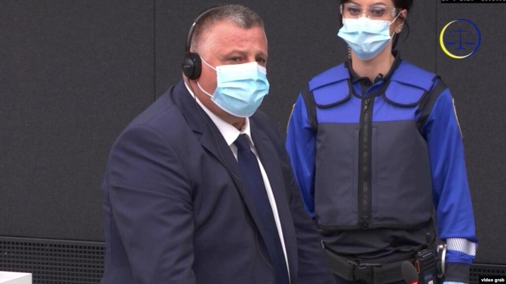 Nasim Haradinaj doli para Gjykatës së Posaçme në Hagë