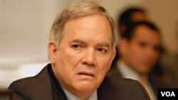 Chaderton describió cómo sonaría un proyectil en la cabeza de un opositor si se concretaba una agresión militar contra Venezuela.