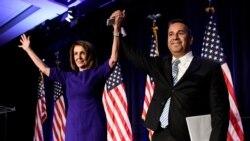 VOA连线(李逸华):美中期选举民主党成功翻盘众院,华盛顿出现新政治格局