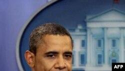 Tổng thống Barack Obama tại Tòa Bạch Ốc, Chủ Nhật, 31/7/2011
