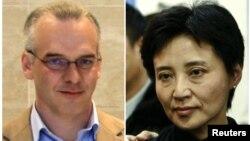 Bà Cốc Khai Lai giết doanh nhân người Anh Neil Heywood